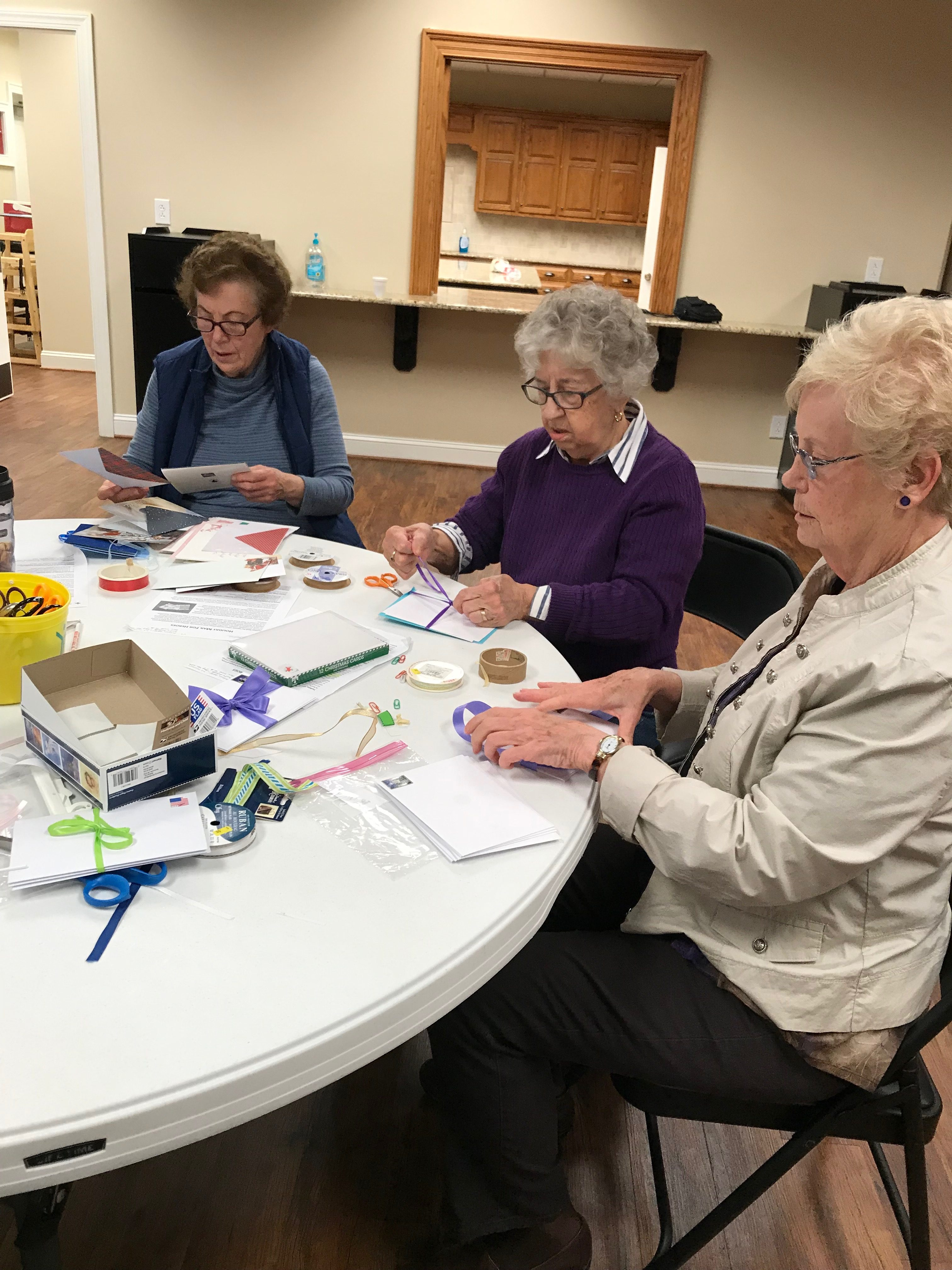 Holiday Mail for Heroes | Calvary Baptist Church